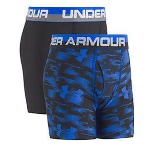 Under Armour Original BoxerJock 2-Pack Briefs